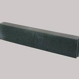 Opsluitband zwart 8x20x100cm