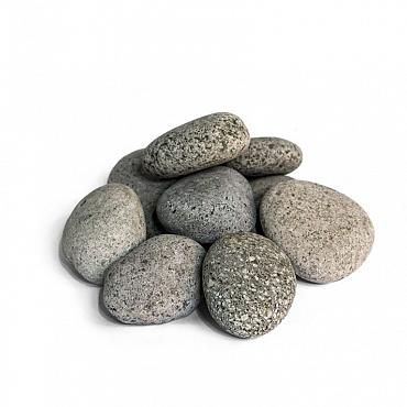 Beach pebbles gr 50-70mm gaasbox
